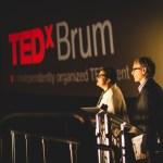Co-hosting TEDxBrum
