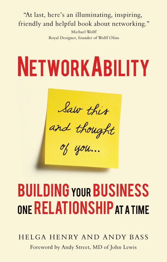 Networkability by Andy Bass and Helga Henry