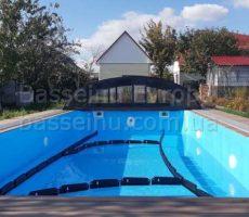 Строительство, установка, монтаж бассейнаполипропиленового фотография № 16.