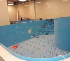 Строительство, установка, монтаж бассейнаполипропиленового фотография № 3.