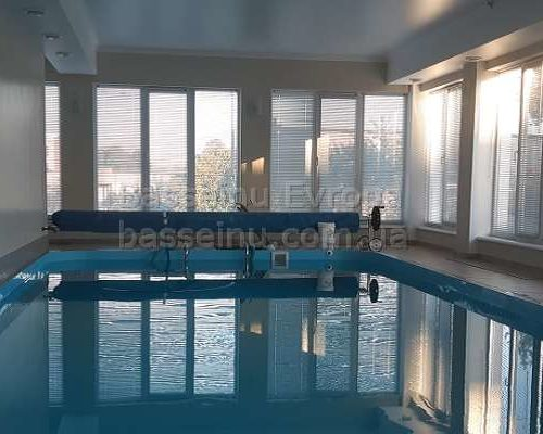 Построить бассейн в доме под ключ в Украине, Киев.
