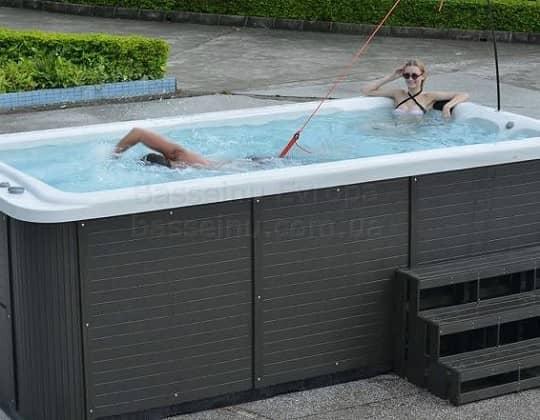Спа бассейн гидромассажный Киев - применение, купить. Фото -2.