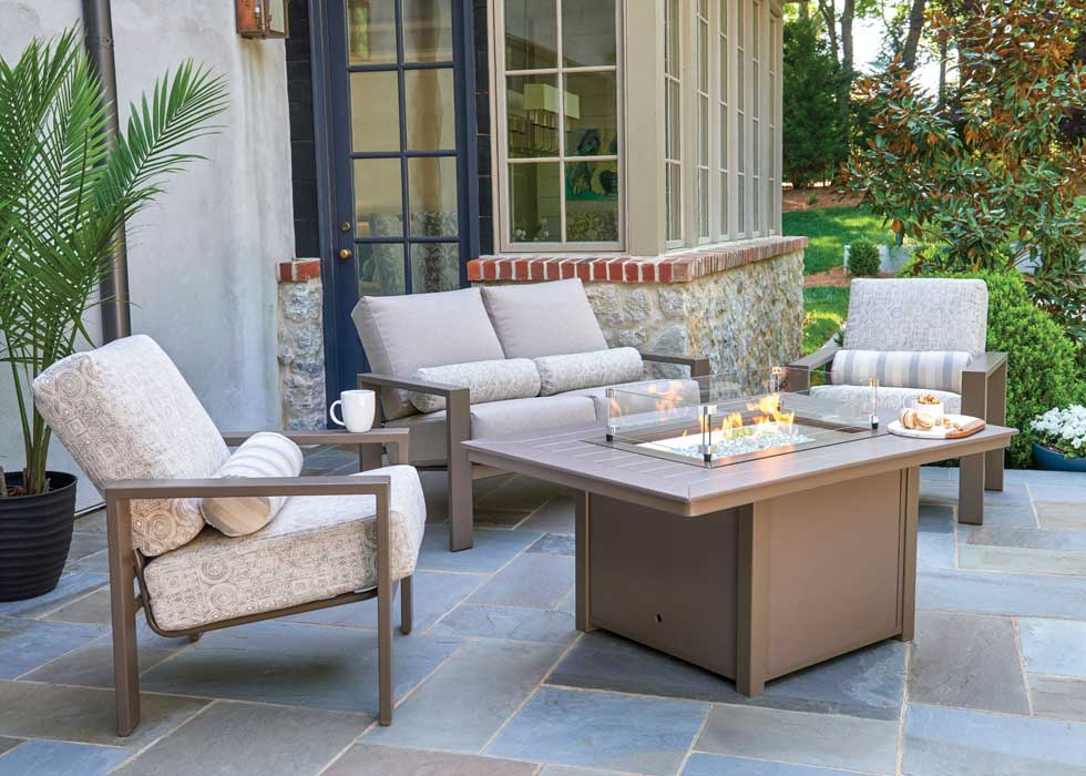 How To Choose Patio Furniture For Small Spaces Bassemiers