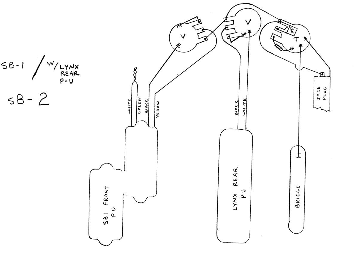 Emg 81 Wiring Diagram Single