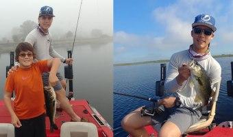 Catching Florida Chain Pickerel