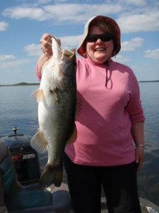 Bass Fishing Central Florida-Crooked Lake