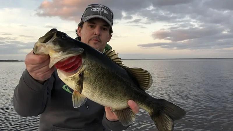Couple Florida Fishing Trip