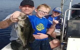 Richardsons Fish Camp Fishing