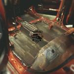Шумоизоляция пола Toyota BB
