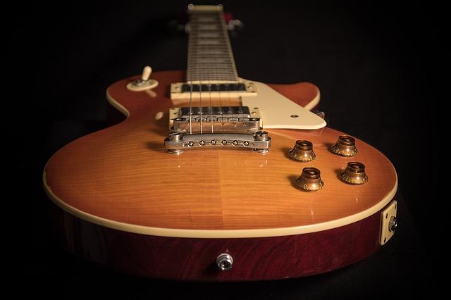 ギターの基本メンテナンス7つ