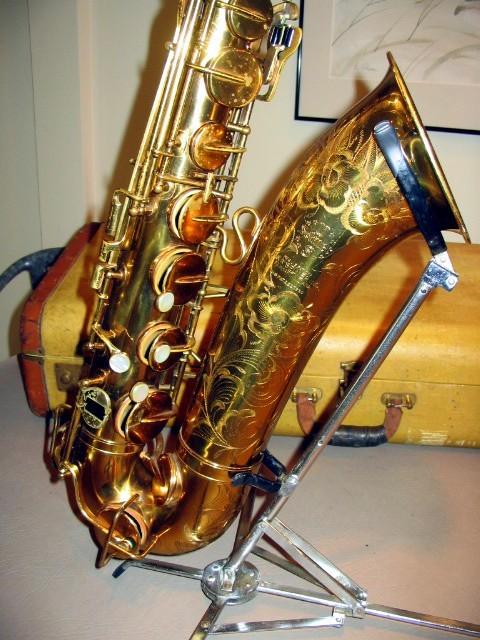 A Very Rare Selmer Padless Tenor On eBay | The Bassic Sax Blog