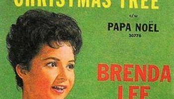 do you know who was rockin around the christmas tree first - Brenda Lee Rockin Around The Christmas Tree