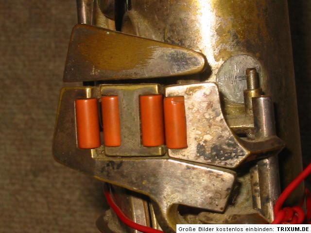 saxophone, Max Keilwerth, President tenor saxophone, vintage, German, Pure Tone Trade Mark, left pinkie keys