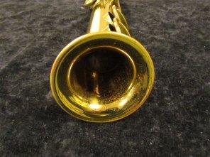 soprano sax, Tipped Bell Buescher True Tone soprano, vintage saxophone, rare sax, sax bell