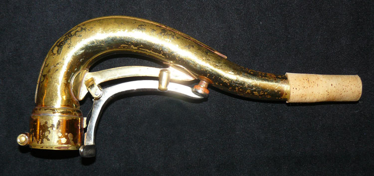 sax neck, saxophone goose neck, tenor sax neck, how to buy a used saxophone