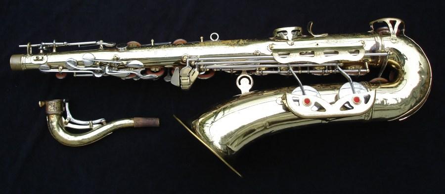 vintage sax, Conn 10M, tenor saxophone,