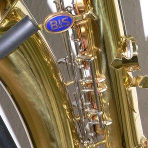 B&S blue label alto, serial # 1711. Source: eBay.de