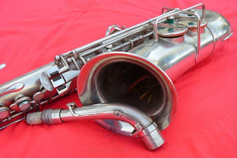 saxophone, sax bell, Pierret alto saxophone