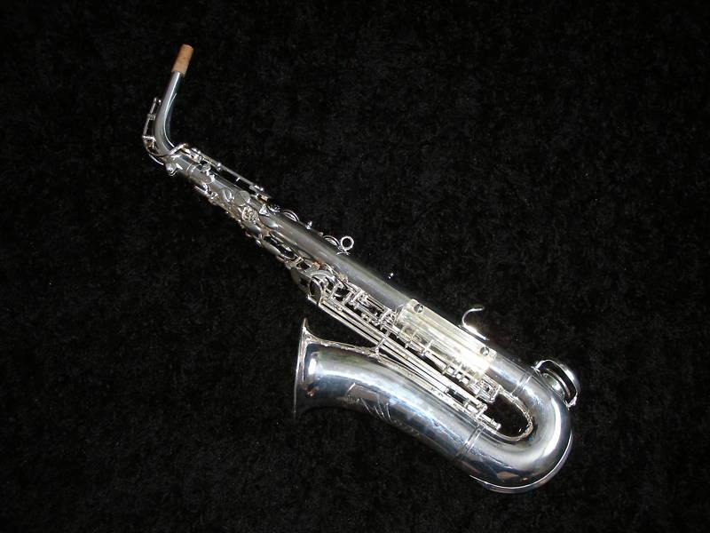 alto saxophone, Keilwerth,