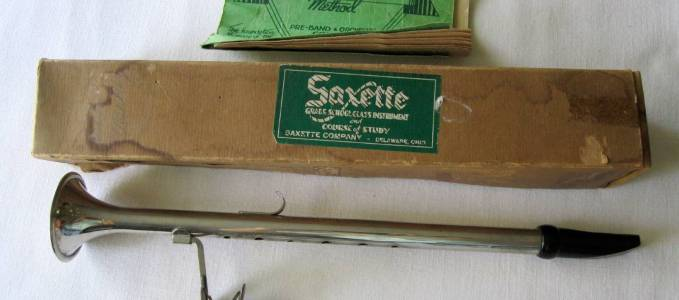 Saxette