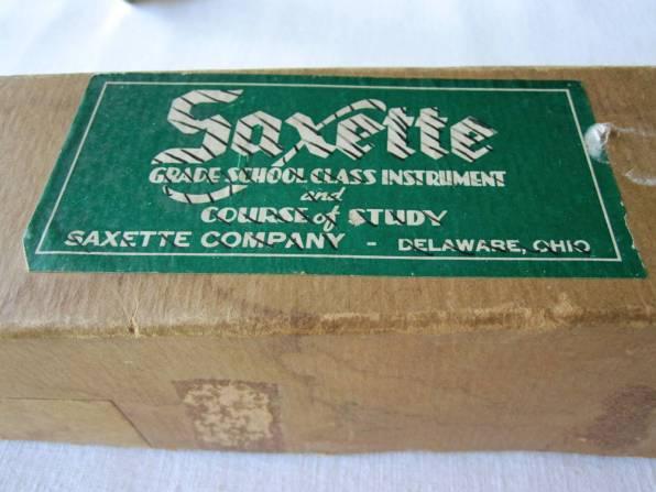 Label on Original Box