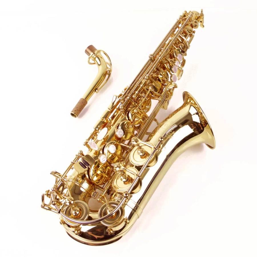 B&S Codera alto saxophone, alto sax, resoblade,