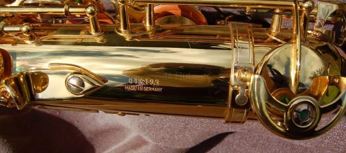 Stencil Saxophones – Or Not