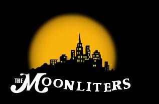 The Moonliters, big band, band logo