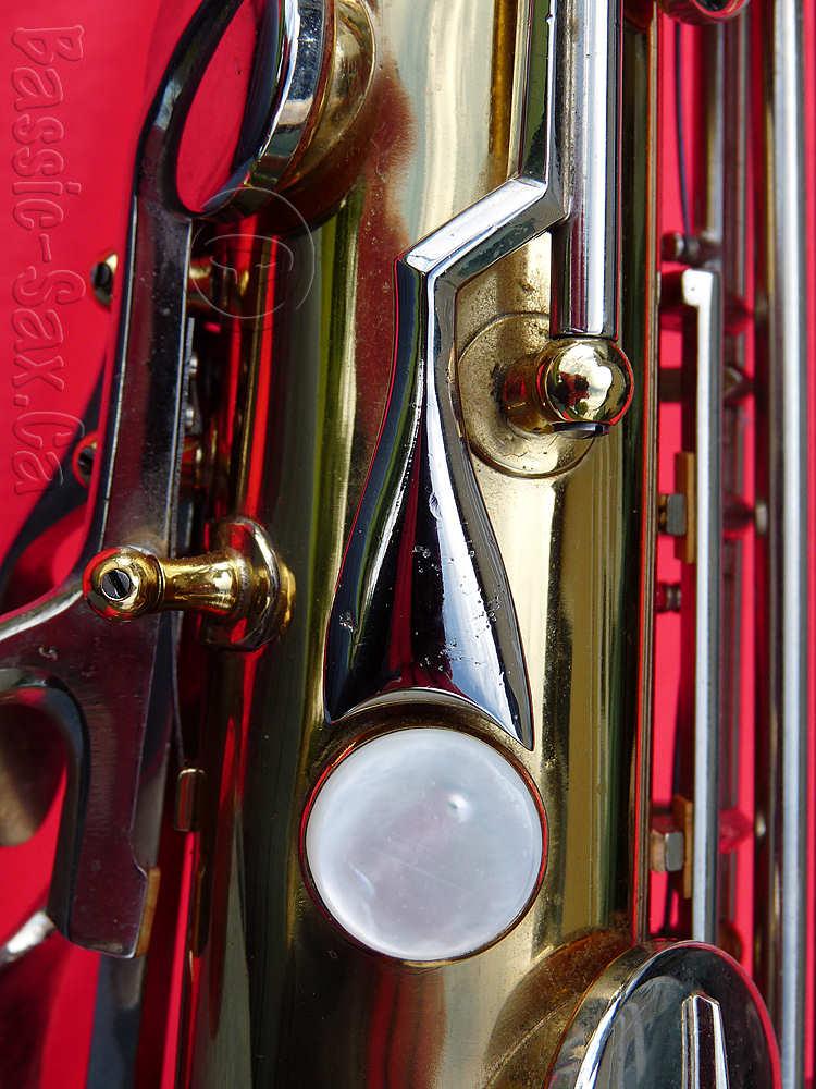 Hohner President, tenor sax, vintage sax, German sax, Max Keilwerth, saxophone, saxophone keys, octave lever