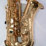 H. Couf, Superba II alto sax, vintage saxophone, German sax, Keilwerth