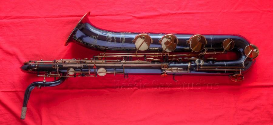H. Couf baritone, Superba II, German saxophone, vintage sax, stencil sax, Keilwerth
