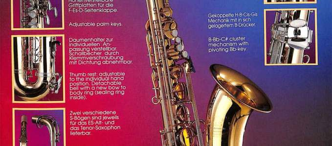 Series 2001 Brochure: Tenor