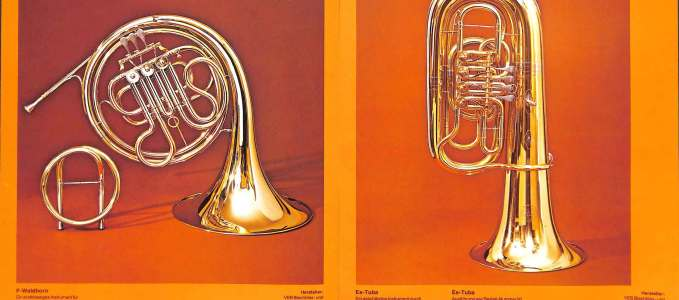 F/Eb French Horn 70 & Eb Tuba 92