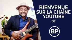youtube Johann Berby BassistePro
