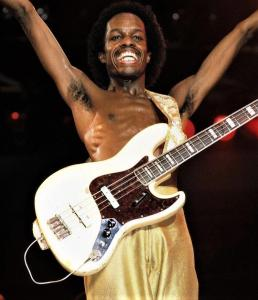 verdine white bassiste earth wind and fire biographie