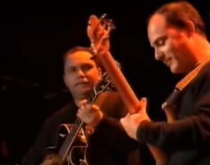 dominique di piazza bassiste jazz influences mondiales