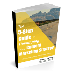 5-step guide to revamping your content marketing strategy