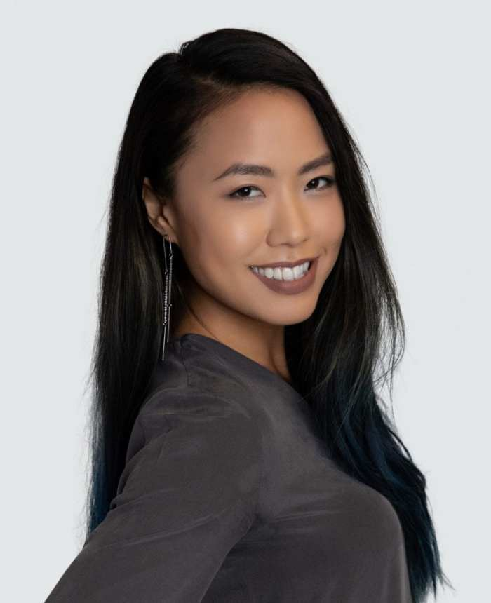 Bonnie Wong Head Shot - Interior Design Team