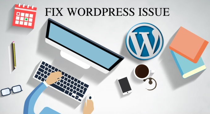 fix-wordpress issues