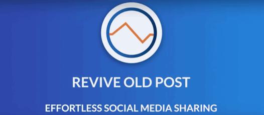 Revive Old Posts Social Media Plugin banner