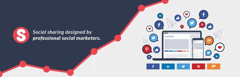 Social Warfare social media plugin banner