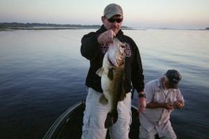 9-1/4 lb Lake Toho Trophy Bass