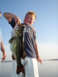 Ben Reynolds July 16-17 lake toho