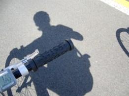 Mein Schatten überholt mich