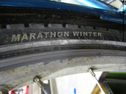Marathon Winter