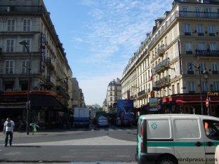 Am Gare du Nord