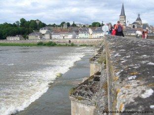 Wehr bei La Charité-sur-Loire