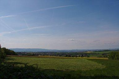 Blick über Kassel