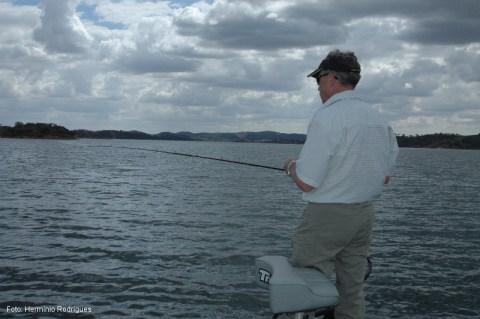 Saber o que fazer em condições difíceis é uma das chaves do sucesso na pesca
