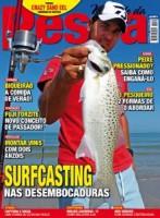 Capa revista O Mundo da Pesca - Junho de 2014